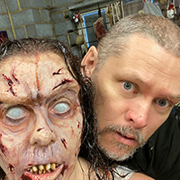 Possession Shoot Behind Scenes