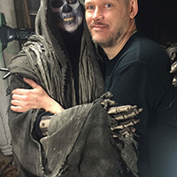 Death and the Maiden Behind Scenes