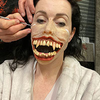 BTS Fright Night 09 - Fitting the Mouth