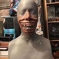 BTS Fright Night 02 - More Sculpting