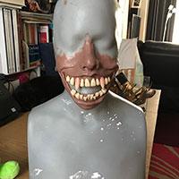 BTS Fright Night 03 - Adding Teeth