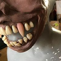BTS Fright Night 04 - Close Up Teeth
