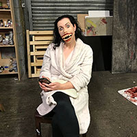 BTS Fright Night 11 - Mouth Fitted