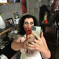 BTS Fright Night 18 - Bloody Selfie