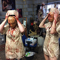 09 - Silent Hill - Masks Go On