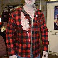 Dawn of the Dead Airport Zombie Finished