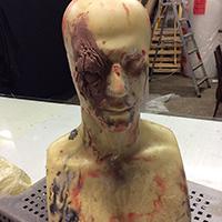 Airport Zombie Sculpt