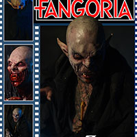 Fangoria Cover with Joss