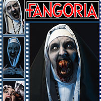 Fangoria Cover with Cheryle