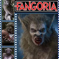 Fangoria Cover with Kari