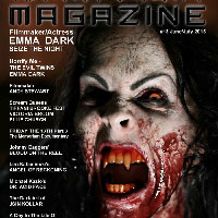 Malevolent Magazine issue 13 front cover