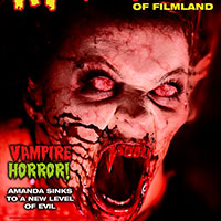 Famous Monsters Cover with Amanda