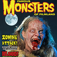 Famous Monsters Cover with Kirstie