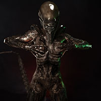 005 ALIEN Unclouded by Remorse Col