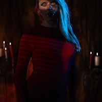 A Vampire in the Dark