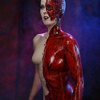 The Peeled Lady 03