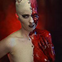The Peeled Lady 01
