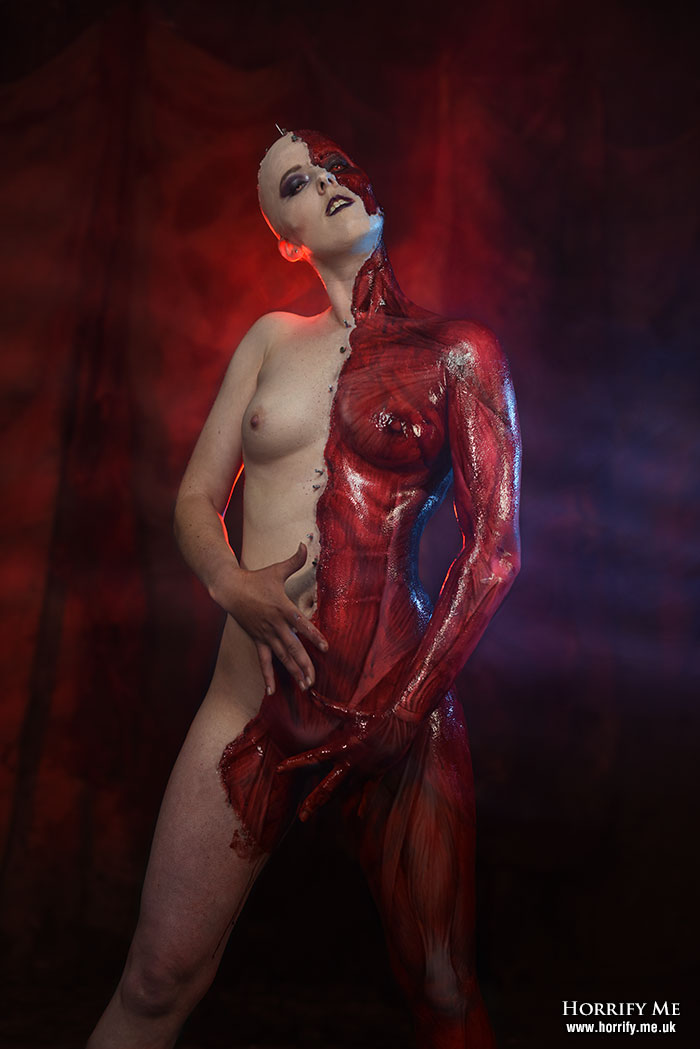 Click to buy print - The Peeled Lady 04
