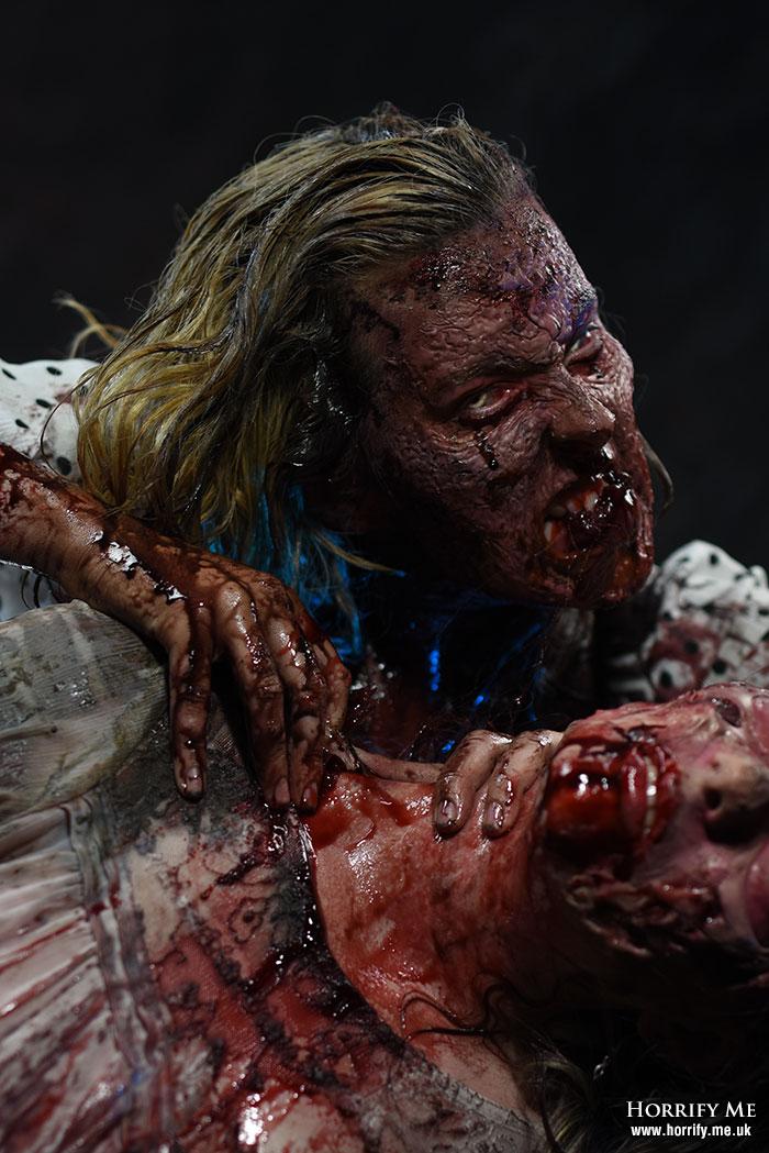 Click to buy print - Flesh Eater
