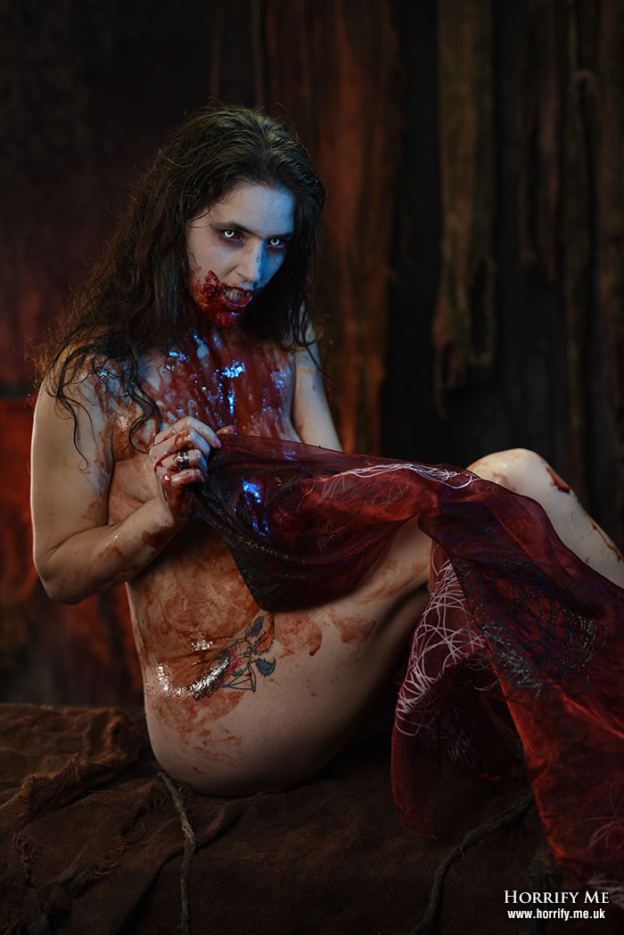Click to buy print - Boudoir of Blood