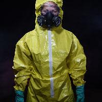 Contamination Suit