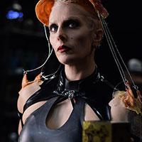 Angelique at Horror Con 2019