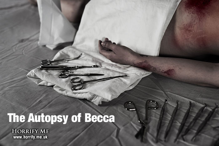 Click to buy print - Autopsy of Becca - 01