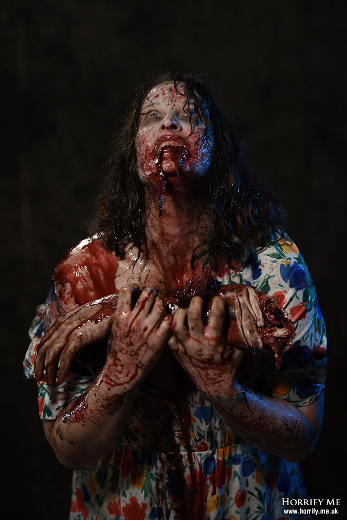 Click to buy print - Meat Eater