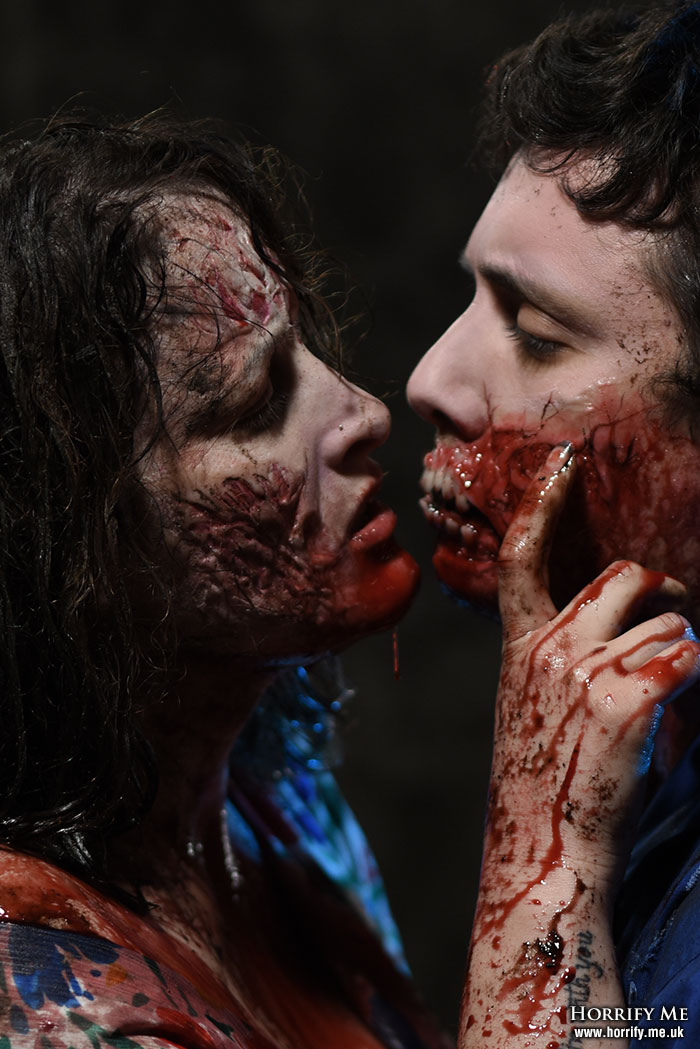 Click to buy print - The Dead Kiss