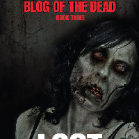 Blog of the Dead - Book 3 by Lisa Richardson with our cover design