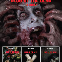 Blog of the Dead - Box Set by Lisa Richardson with our cover design