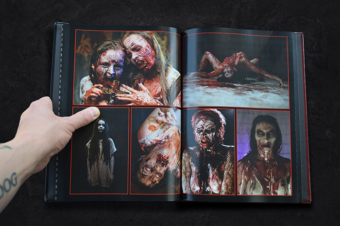 Click to buy print - Horrify Me Book 15 - Pages