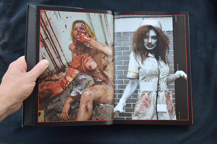 Click to buy print - Horrify Me Book 05 - Pages