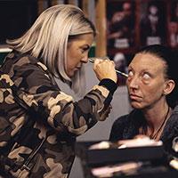 Halloween Shoot 2021 - Makeup Session