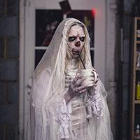 Halloween Shoot 2021 - Tea Break