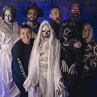 Halloween Shoot 2021 - Group Photo by Jodie Lingard