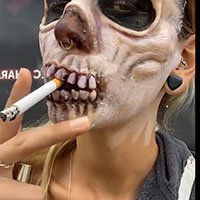 Halloween Shoot 2021 - Smoke Time
