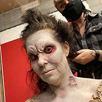 06 BTS - Isabella the Vampyre - Hair Style