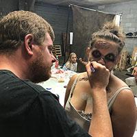04 - Makeup Application with James and Kim