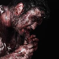 Zombie Flesh Eater