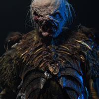 Orc Cosplay