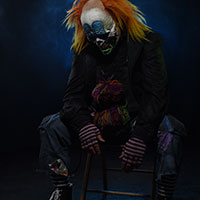 Lickety Split the Clown - The Show is Over