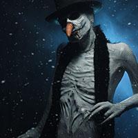 A Snowy Ghoul