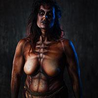 Demon Bodypaint
