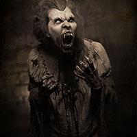 Vampire Torment Sepia
