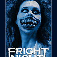 Fright Night Amy Poster