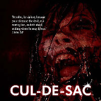 Cul De Sac - Film Promo poster first edition by Horrify Me