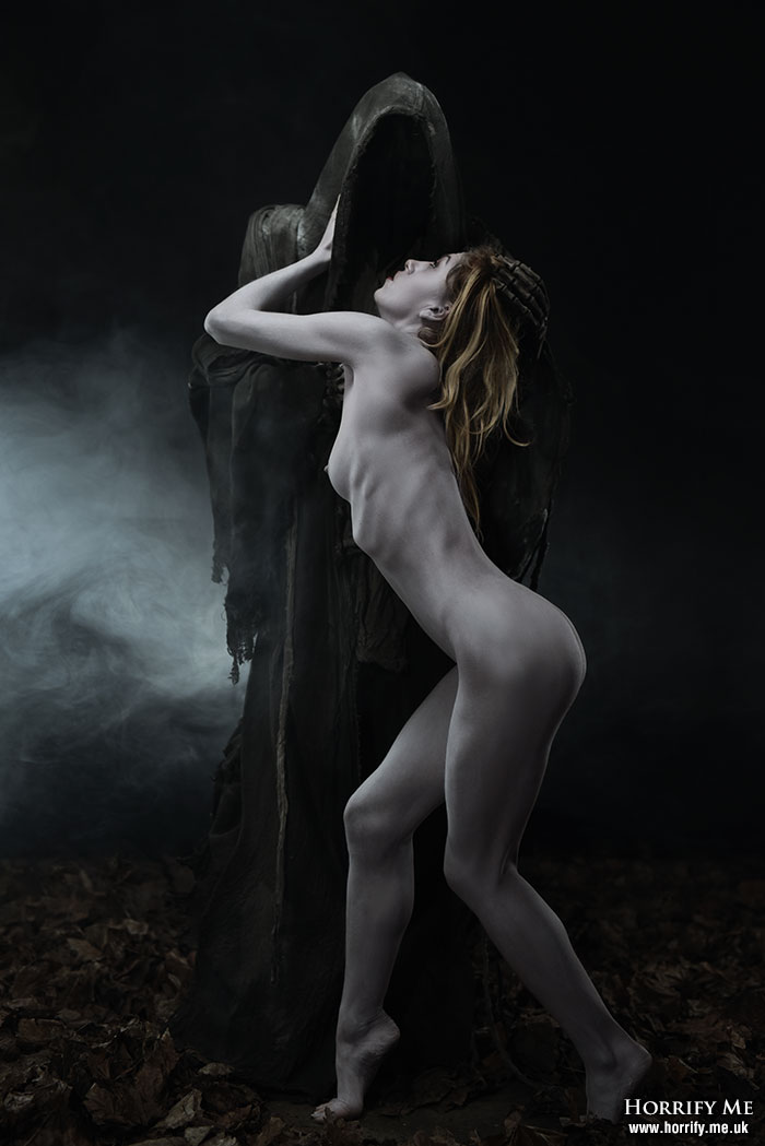 Click to buy print - Death and the Maiden 14 - Love Me