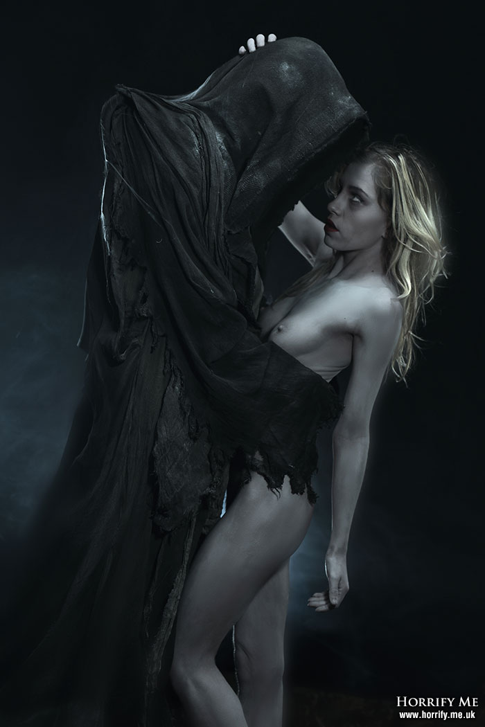 Click to buy print - Death and the Maiden 13 - Erotic Feelings