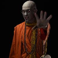 12 - Krishna Zombie - Horrify Me style